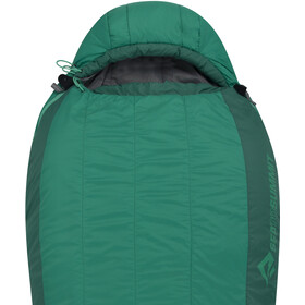 Sea to Summit Traverse TV II Sleeping Bag Regular forrest/pine
